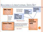 building a longitudinal data set
