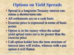 options on yield spreads