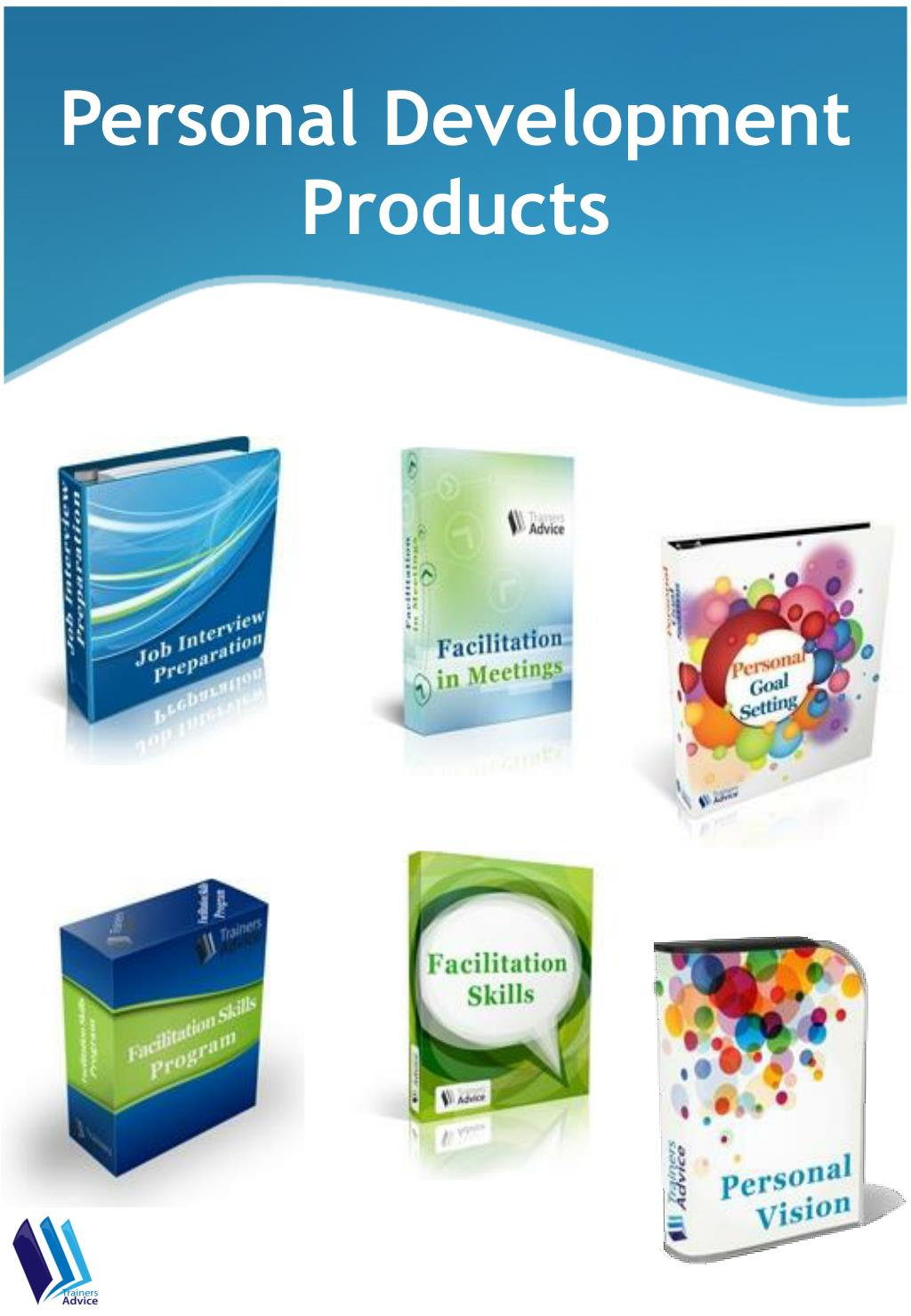 personal development products l.