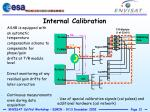 internal calibration