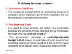 problems in measurement7