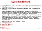 system software13