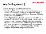 key findings cont13