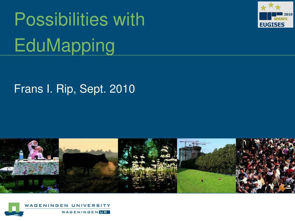 possibilities with edumapping l.