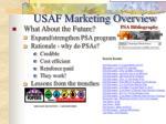 usaf marketing overview10