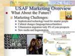 usaf marketing overview7
