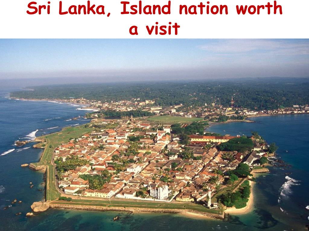 sri lanka island nation worth a visit l.