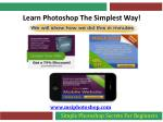 simple photoshop secrets for beginners12