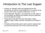 introduction to the last supper17