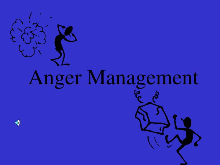 anger management n.