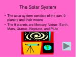 the solar system2