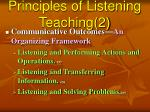 principles of listening teaching 2