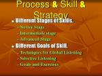 process skill strategy53