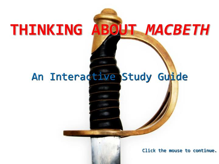 an interactive study guide n.