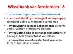 wisselbank van amsterdam 8