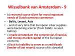 wisselbank van amsterdam 9