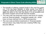 proposals in direct taxes code affecting ngos4
