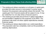 proposals in direct taxes code affecting ngos5