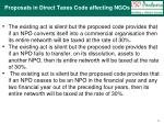 proposals in direct taxes code affecting ngos7