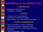 inhibiteur 5 reductase
