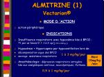 almitrine 1 vectarion
