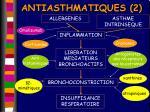 antiasthmatiques 2