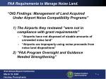 faa requirements to manage noise land1