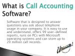 what is call accounting software6