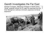 gareth investigates the far east43