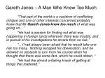 gareth jones a man who knew too much48