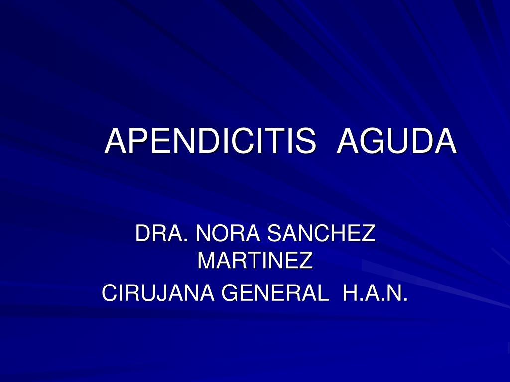 apendicitis aguda l.