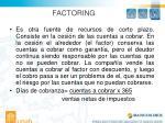 factoring