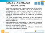 notas a los estados financieros13