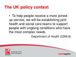 the uk policy context2