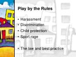 play by the rules7