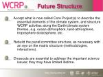 future structure