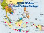 hcjb se asia local partner stations