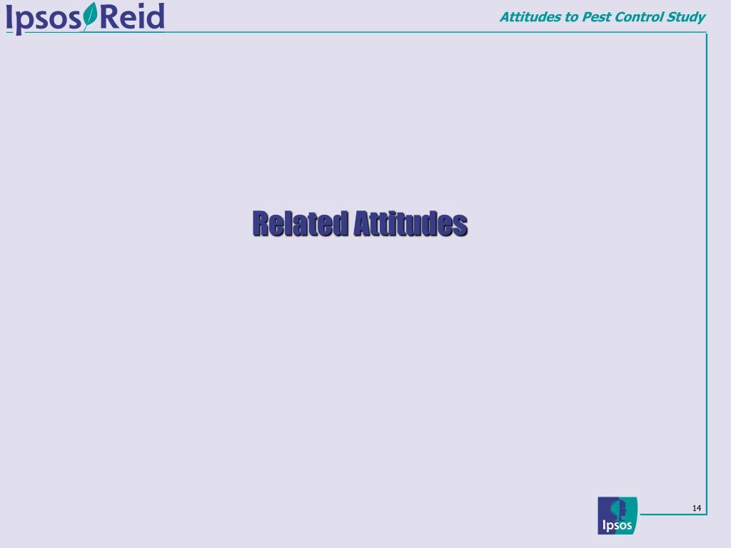 Related Attitudes