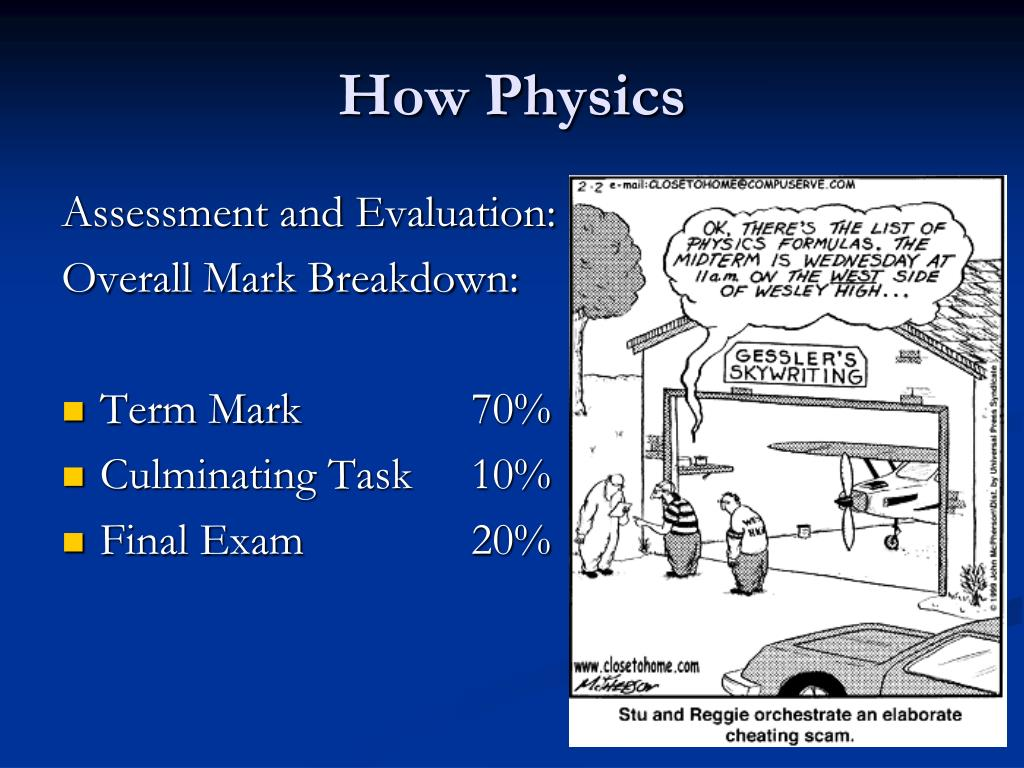 How Physics