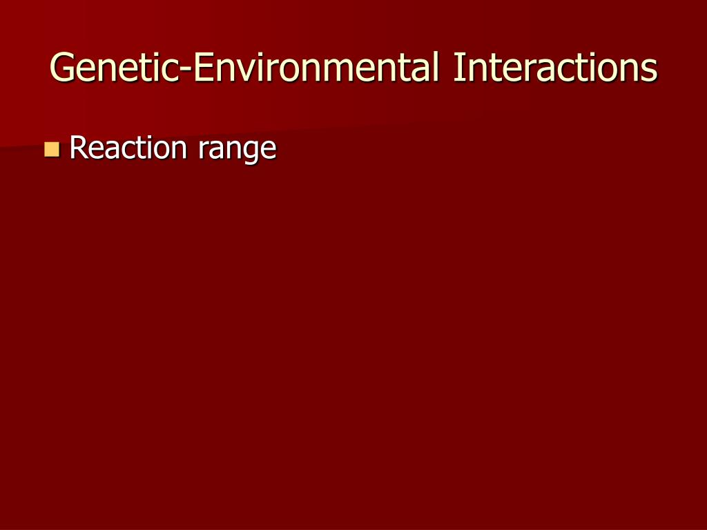 Ppt - Hereditary Influences On Development Powerpoint -1711