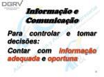 informa o e comunica o