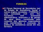 fonseas