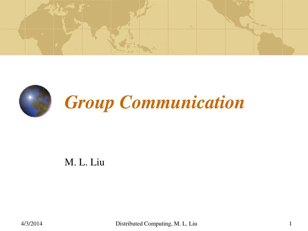 group communication l.