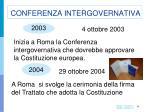 conferenza intergovernativa