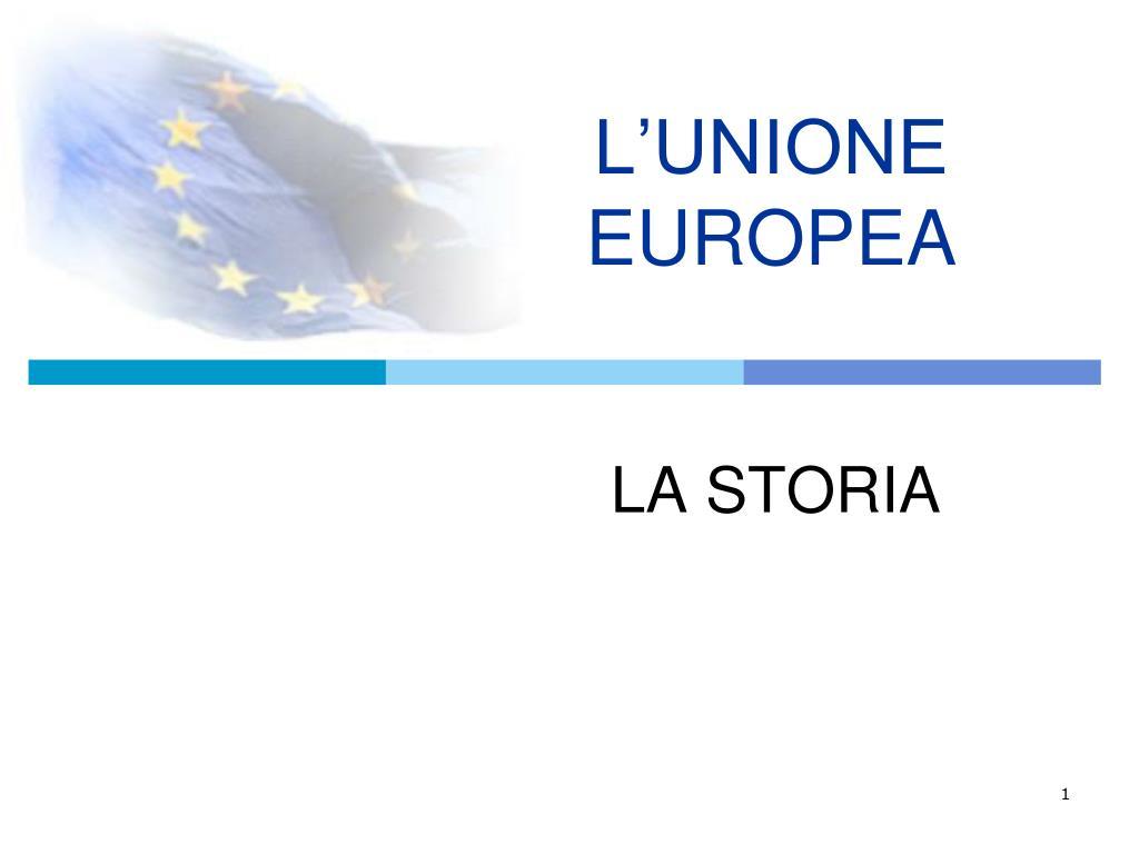 l unione europea l.