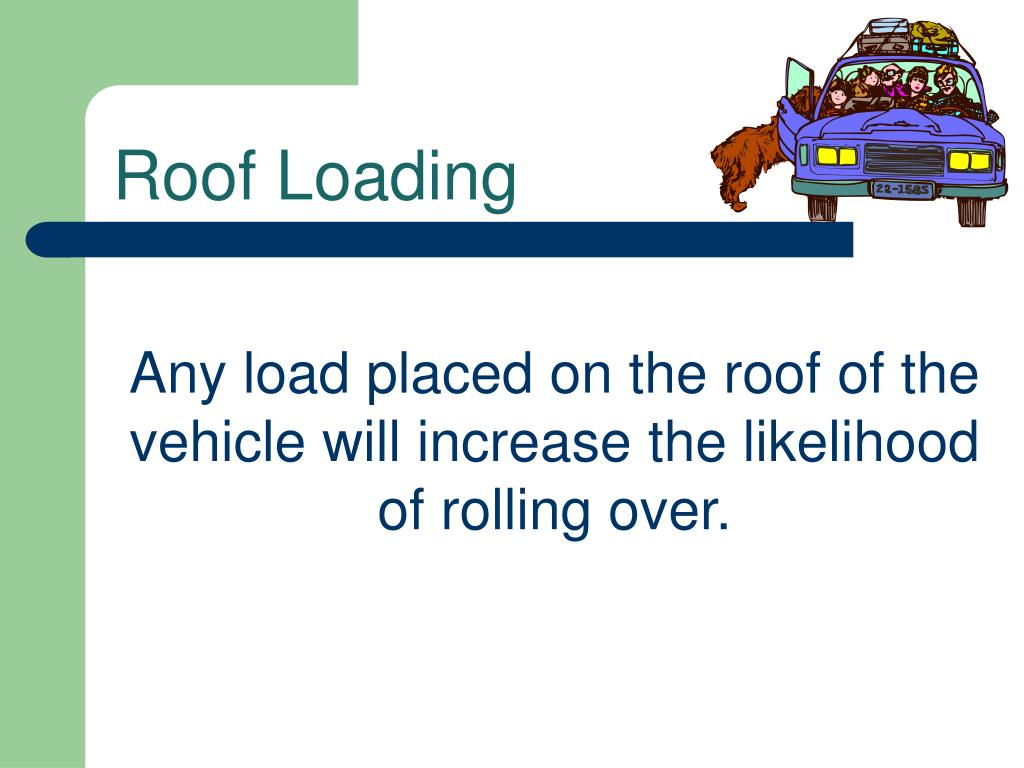Roof Loading