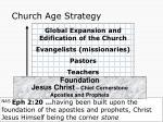 church age strategy