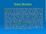 sister nivedita6