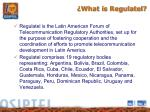 what is regulatel