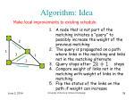 algorithm idea